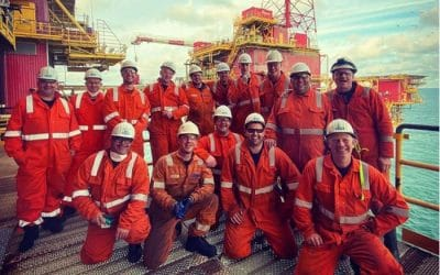 Uitbreiding offshore ploeg