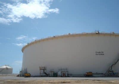Project management tankonderhoud